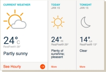 Weather in Franschhoek